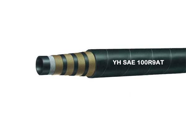 SAE-100R9AT ท่อ